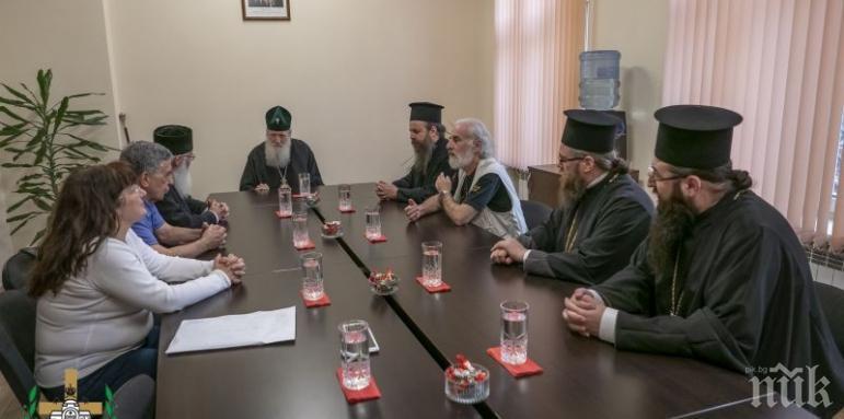 Патриарх Неофит обсъди с владиците ересите и сектите