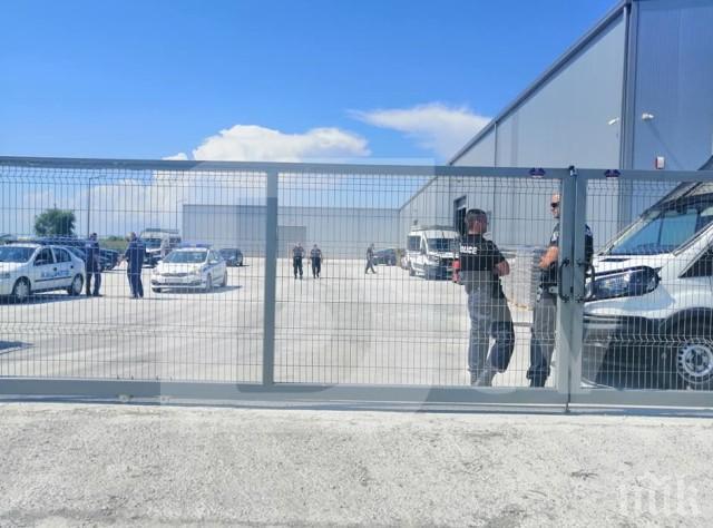 ИЗВЪНРЕДНО В ПИК! Апелативният спецсъд потвърди задържането на 11-те производители на нелегални цигари в Пловдивско