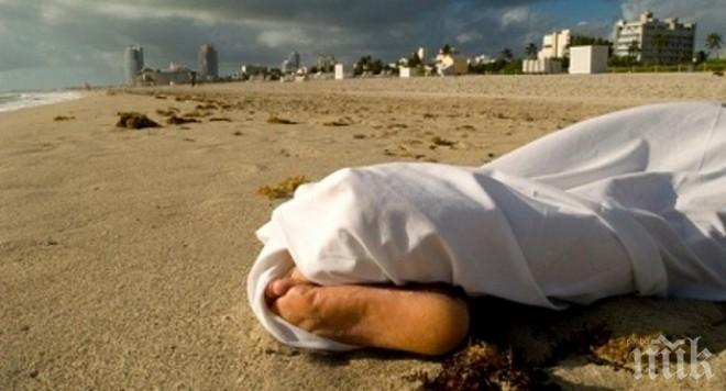 НЕОПИСУЕМА ТРАГЕДИЯ! Морето край Поморие изхвърли тялото на издирван от четири дни - ето кой е удавилият се 18-годишен младеж (СНИМКА)