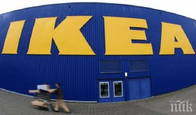 """""""Икеа"""" се отказва от САЩ, пренася се в Европа"""