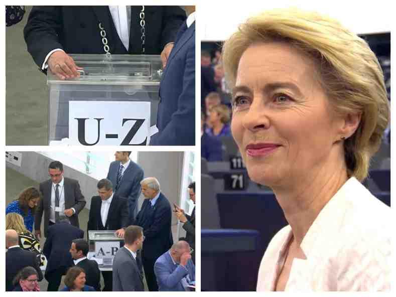 ИЗВЪНРЕДНО И ПЪРВО В ПИК TV: Избраха Урсула - първата жена председател на Европейската комисия