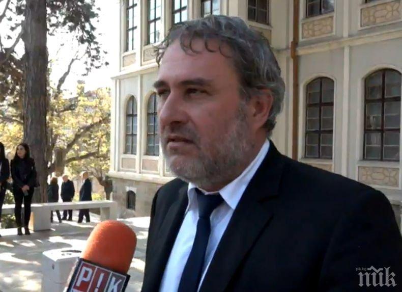 Боил Банов: Ремонтът на Ларгото няма да е за сметка на данъкоплатците