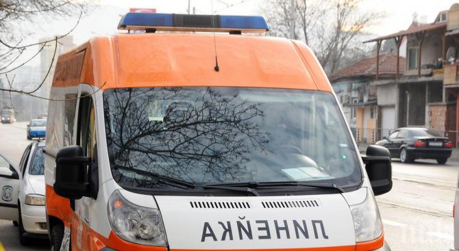 Автобус блъсна старица в Шумен