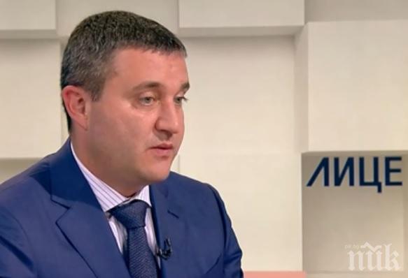 Владислав Горанов със съвет към арестувания младеж, който хакна НАП