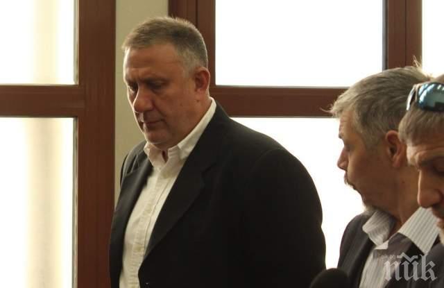 Пореден опит за старт на делото на д-р Иван Димитров, застрелял Жоро Плъха в дома си