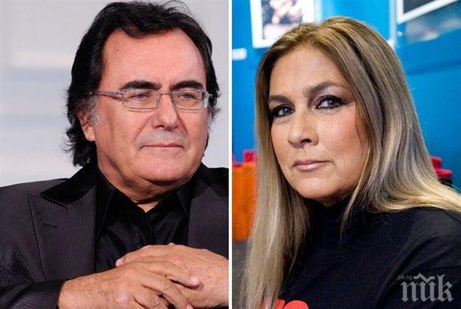 Най-успешният италиански дует Ал Бано и Ромина Пауър ще изпеят златните си хитове в България