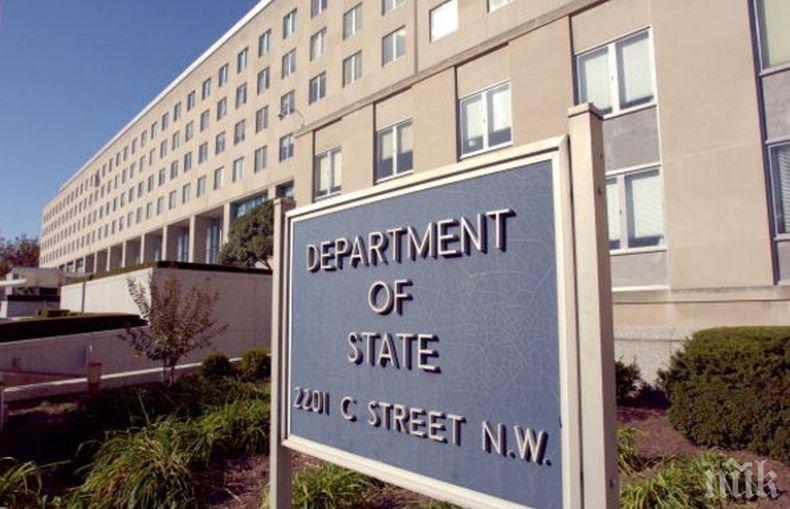 От Държавния департамент искат разширяване на областите на сътрудничество между САЩ и Русия