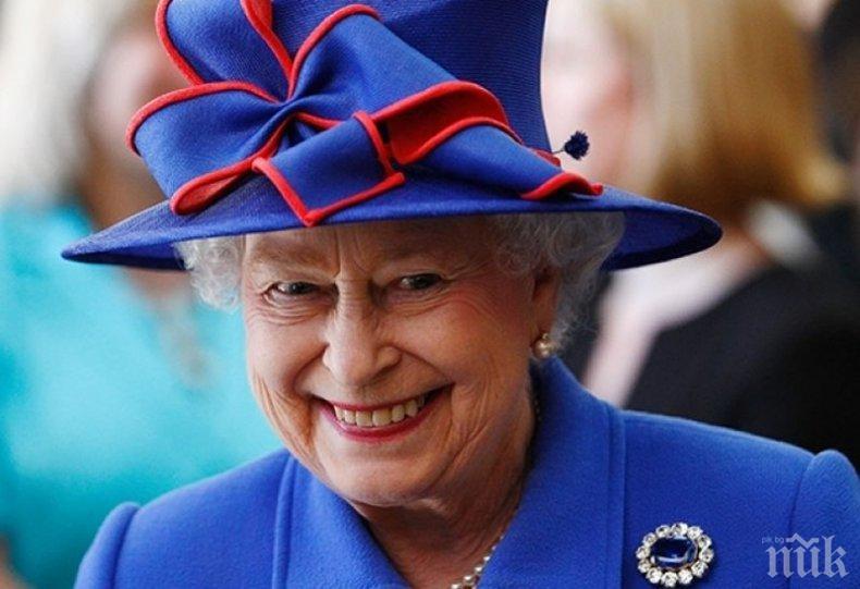 Кралицата се запозна с дъщеричката на принц Хари чрез видео разговор