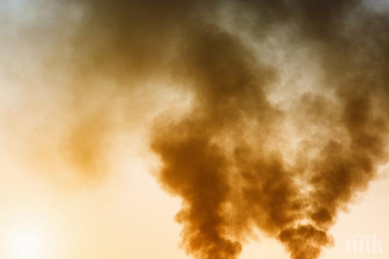 Откриха кой замърсява въздуха в Радомир