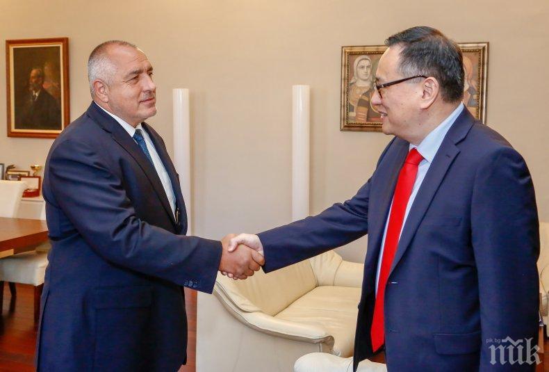 ПЪРВО В ПИК: Премиерът Борисов с важна среща с шеф в Световната банка