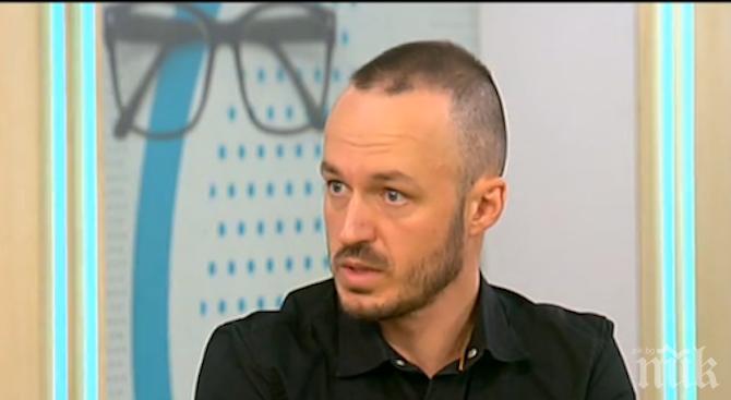 Политологът Стойчо Стоев срази противниците на изтребителите F-16