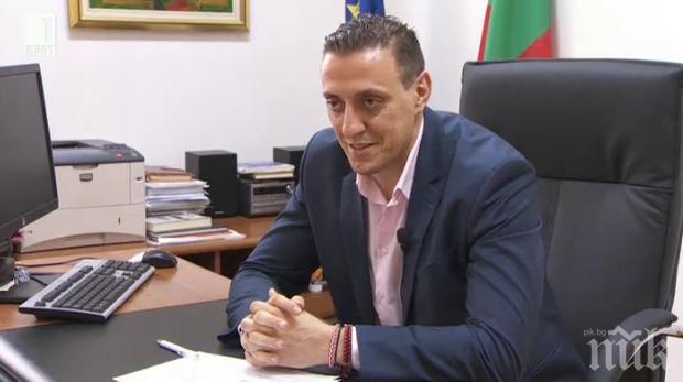 """ИЗВЪНРЕДНО: Шефът на Фонд """"Земеделие"""" хвърли оставка"""