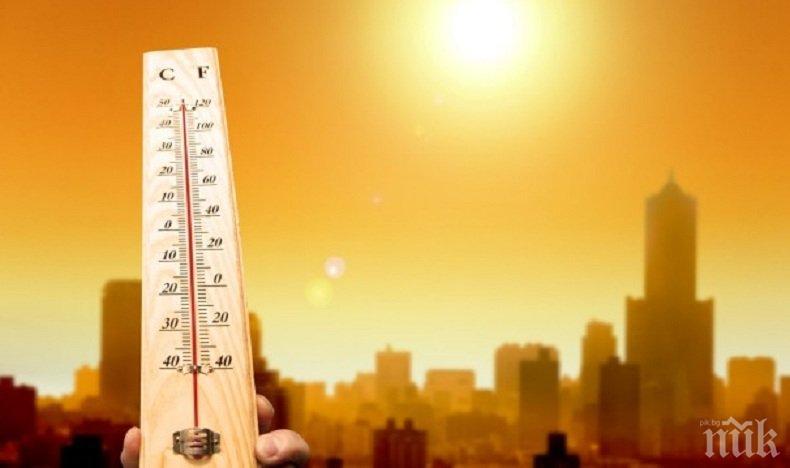 СВЕТОВЕН ТЕРМОМЕТЪР: Преживяхме най-горещия юни от 140 години насам