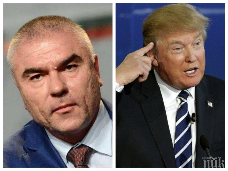 ЕПИСТОЛАРНО: Марешки написа ферман до Тръмп за сделката за F-16