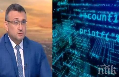 ИЗВЪНРЕДНО: Младен Маринов с горещи разкрития за хакерската атака! Руснаци ни ударили заради сделката за Ф-16