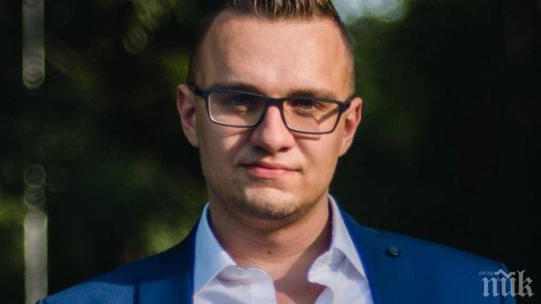 РАЗКРИТИЕ НА ПИК: Ето го хакерът Кристиян, който удари НАП и МОН - може да бъде осъден на 8 години затвор (СНИМКИ/ВИДЕО/ОБНОВЕНА)