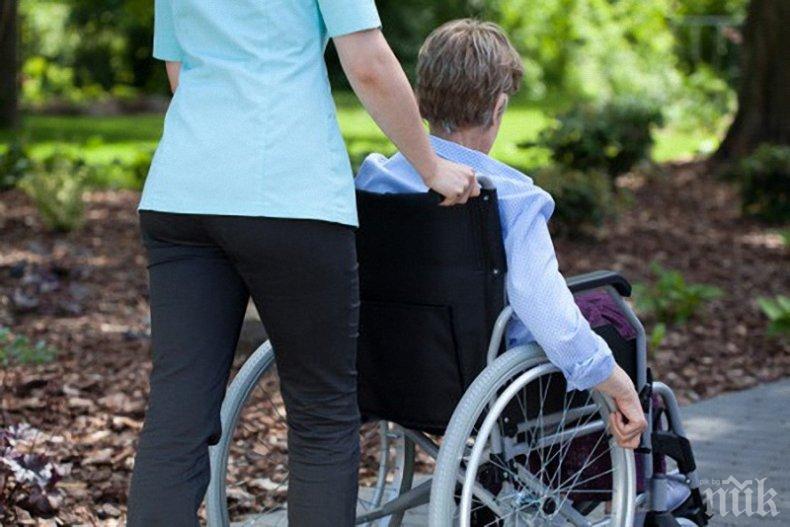 ПРОБИВ: ИТ бизнесът в Пловдив наема инвалиди за 1300 лева заплата!