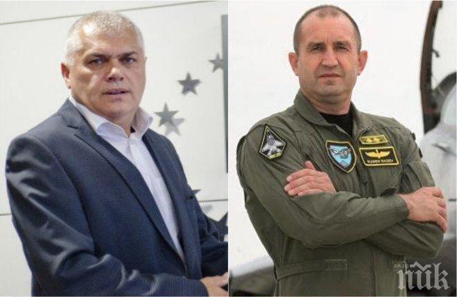 ЗАВЕСАТА ПАДНА: Бивш министър хвана Радев по бели гащи за F-16! Президентът издал кой е най-добрият изтребител