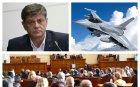 ИЗВЪНРЕДНО В ПИК TV! Властта отвръща на удара на президента с ветото срещу сделката за Ф-16 - гледайте НА ЖИВО