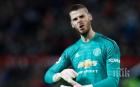 Претенции: Вратарят Давид де Хеа поиска капитанската лента в Манчестър Юнайтед
