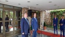 Каракачанов в Охрид: Няма какво да делим историята - Македония има приятел в наше лице (СНИМКИ)