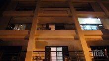 Хулиган гърми безразборно с газов пистолет от балкона - отърва се с 200 лева глоба