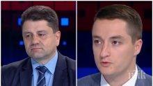 ИСКРИ В ЕФИР! ГЕРБ и БСП в лют спор за машинното гласуване и ветото на Радев