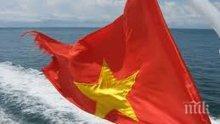 НАПРЕЖЕНИЕ: Виетнам обвини Китай в нарушаване на морската граница