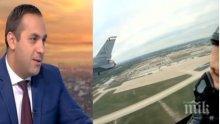 """ОТ КАБИНЕТА: Емил Караниколов обясни имаме ли шанс за """"Фолксваген"""" и добра ли е сделката за F-16. Министърът не е съгласен с президента Радев за скрити разходи в договора със САЩ"""