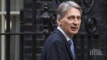Британският финансов министър подава оставка в сряда