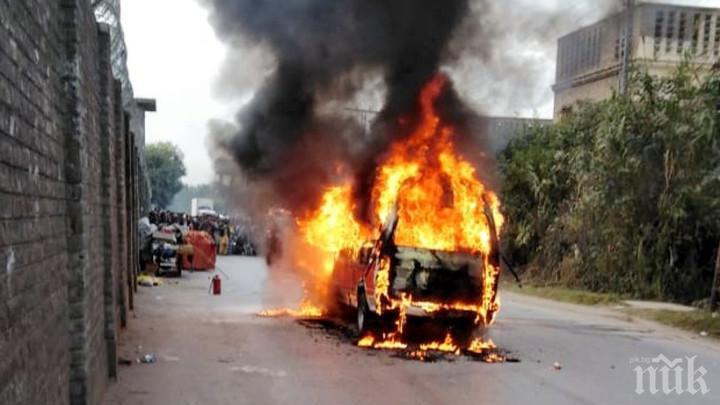 Шестима души бяха убити при атентат в Пакистан