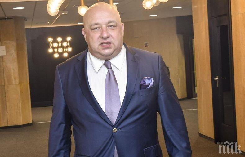 Красен Кралев с горещ коментар за футболното съдийство у нас