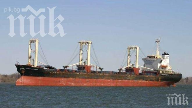 Германия осъди задържането на британския танкер в Ормузкия проток