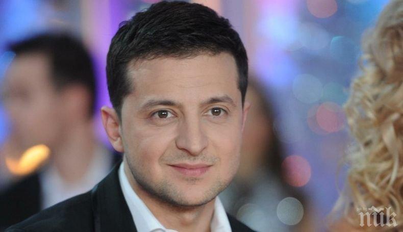 ОЧАКВАНО: Партията на Зеленски печели предсрочните избори в Украйна