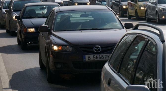 МВР с важна информация за трафика Бургас - Слънчев бряг