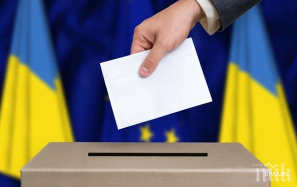 Ето кои са основните партии, които се очаква да влязат в украинския парламент