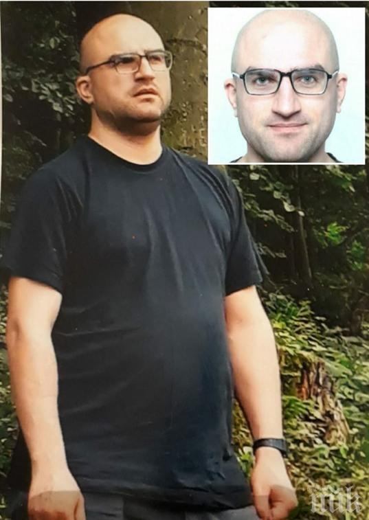 Мъж мистериозно изчезна от дома си в Бургас, семейството му го издирва