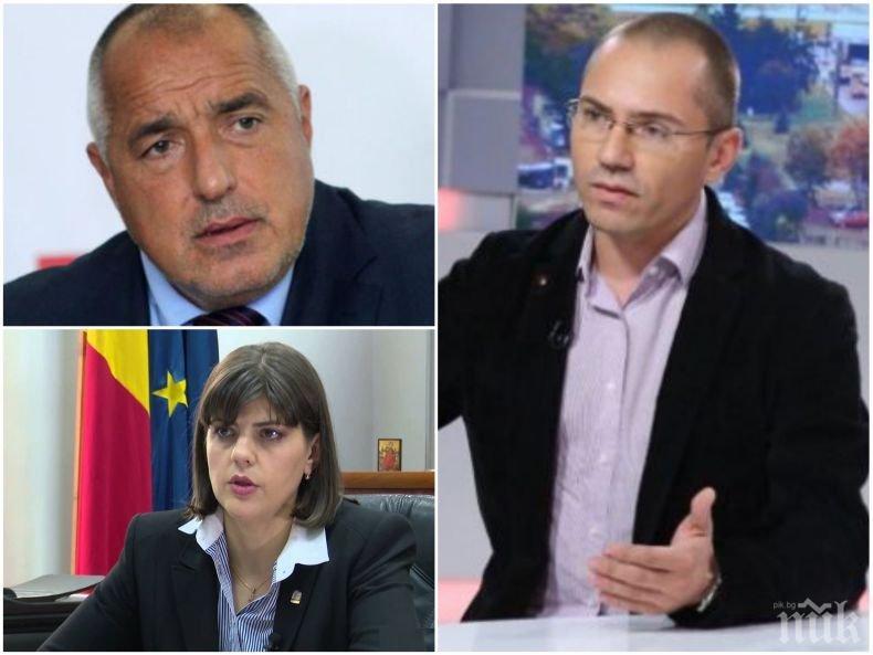 САМО В ПИК! Ангел Джамбазки с разбиващ коментар за Кьовеши: Тя е част от сделката в ЕС, която е непрозрачна - показа лицемерието на федералисткия кръг на Макрон и Меркел