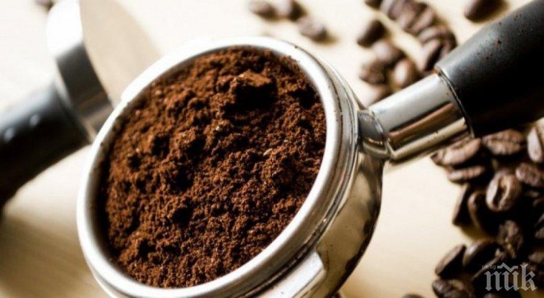УДАР: Разбиха нелегална фабрика за кафе менте - пунтирали известна марка
