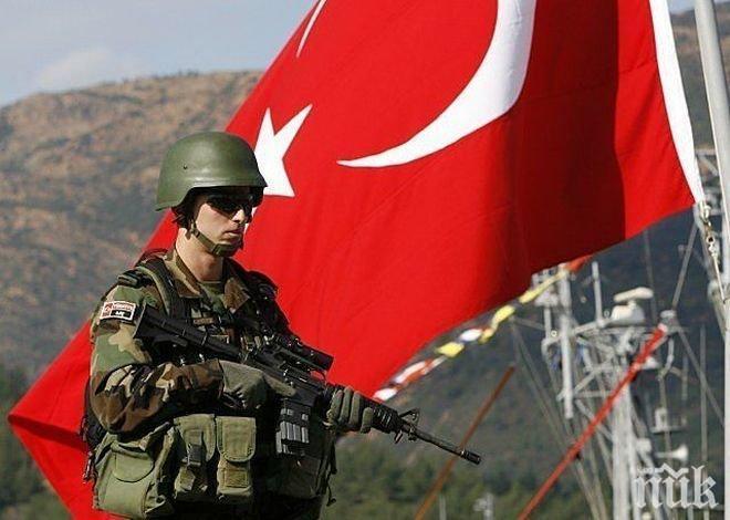 БЕЛЕЗНИЦИ: Заловиха убиеца на турския дипломат в Ирак