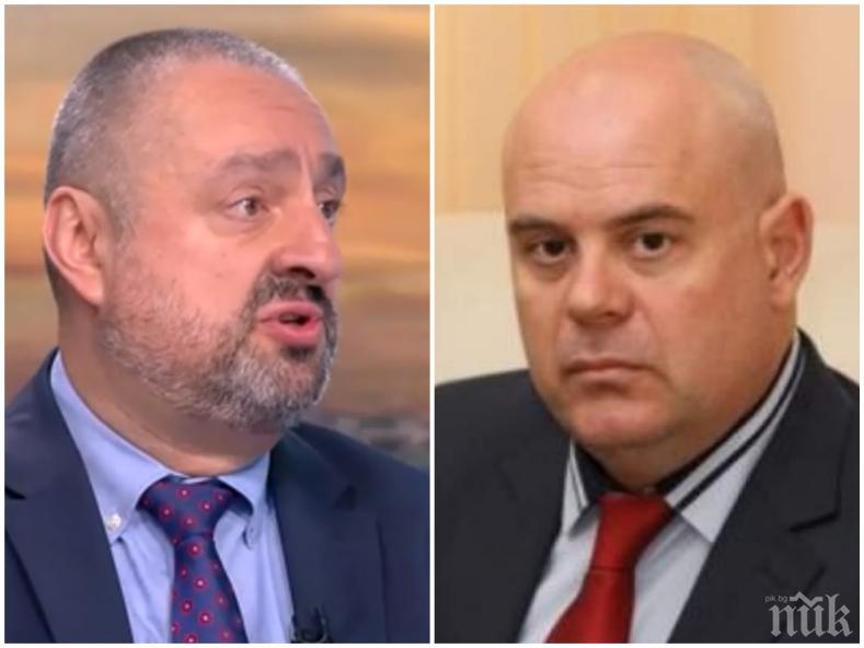ГОРЕЩА ТЕМА: Експерт със силни думи за Иван Гешев! Ясен Тодоров приветства кандидатурата му за главен прокурор
