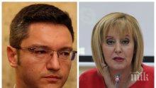 СОЦМЕЧТИ: Кристиан Вигенин изплю камъчето - искали Манолова да управлява София