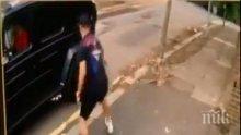 Нападнаха с ножове звезди на Арсенал! Йозил и Колашинац се крият в турски ресторант от нападатели на мотори