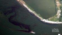 40 000 литра нефт се изляха край Чили