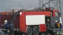 600 бали сено изгоряха във Врачанско. Полицията издирва вероятен подпалвач