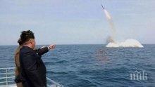 Япония и САЩ  ще разработват заедно начин за прихващане на новите ракети на Северна Корея
