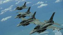 9 цивилни загинаха при въздушни удари в Сирия