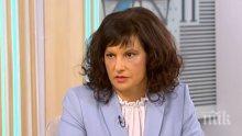ГОРЕЩА ТЕМА! Шефката на ГЕРБ в парламента Даниела Дариткова: Отваряме дискусия за машинното гласуване след местния вот