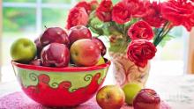 НЯМА ДА ПОВЯРВАТЕ, НО... Всяка ябълка съдържа до 100 милиона бактерии