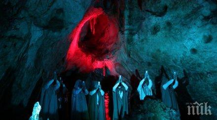 """Софийската опера с изненада: Необикновен спектакъл в пещерата """"Магура"""""""